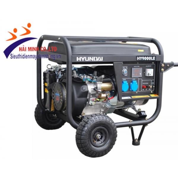 Máy phát điện xăng Hyundai HY 10000LE (7,5KW) ( BỎ MẪU )