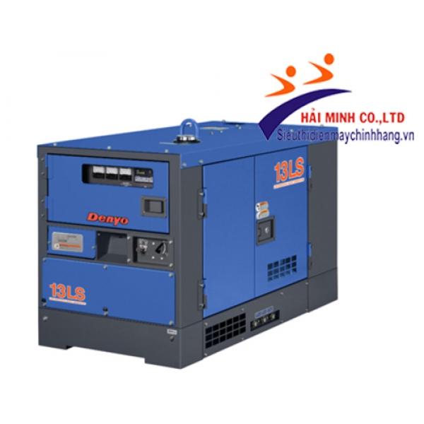 Máy phát điện DENYO TLG-13LSY
