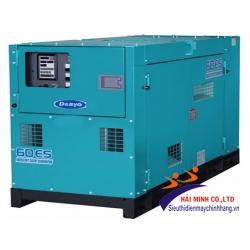 Máy phát điện DENYO DCA-60ESI2