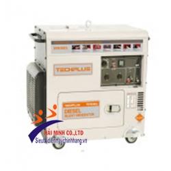 Máy phát điện TechPlus TDF8500Q