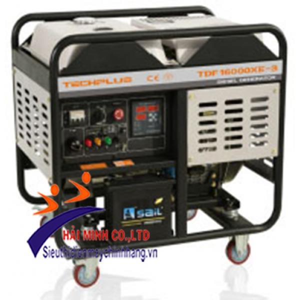 Máy phát điện TechPlus TDF12000XE-3