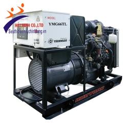 Máy phát điện Yanmar YMG66TL (máy trần 3 pha)