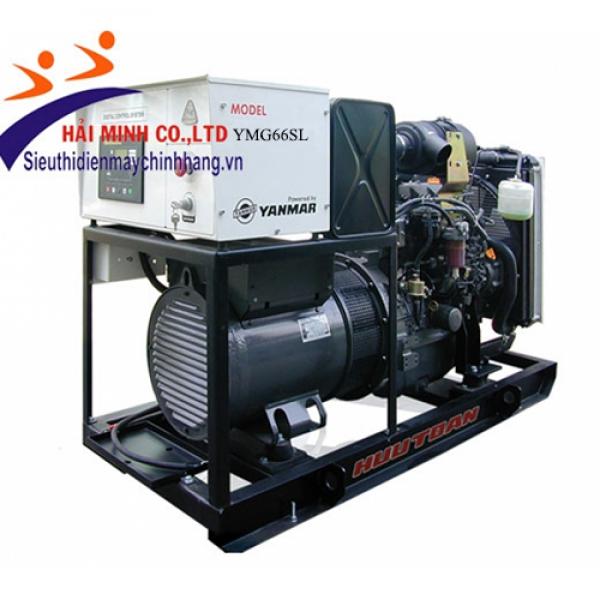 Máy phát điện Yanmar YMG66SL ( máy trần 1 pha)