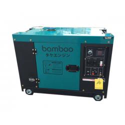 Máy phát điện Bamboo BmB 7800EDC có Đề Cót