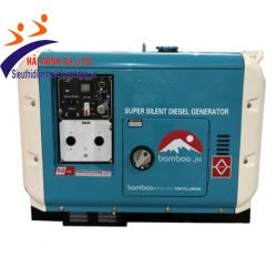 Máy phát điện diesel Bamboo BmB 9500DET