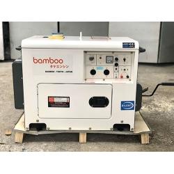 Máy phát điện Bamboo BMB9800ET có đề cót