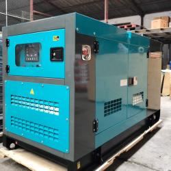 Máy phát điện diesel Bamboo BMB 50Euro