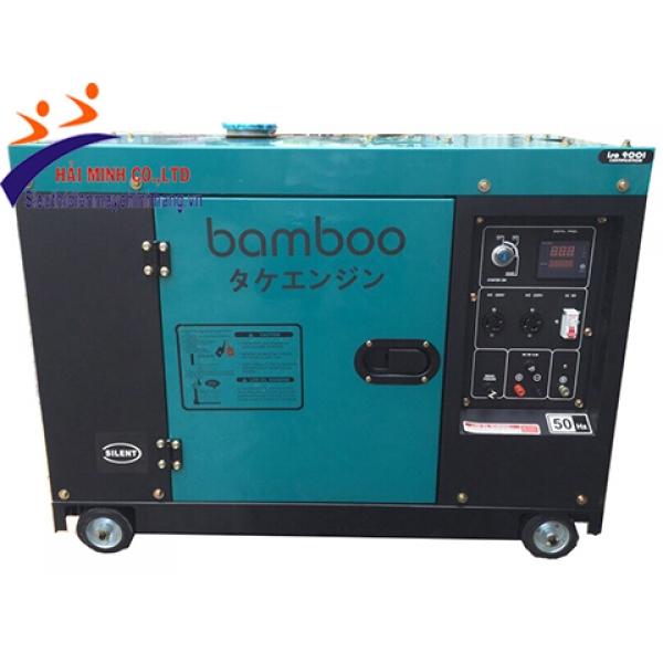 Máy phát điện chống ồn Bamboo BmB 7800ET