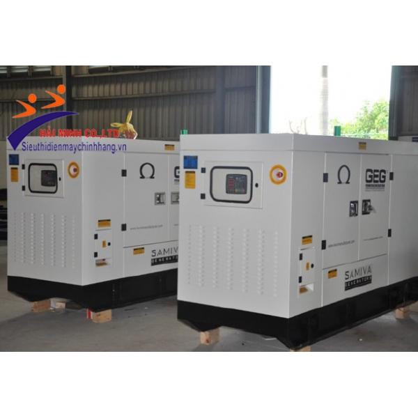 Máy phát điện công nghiệp Diesl GD10-M