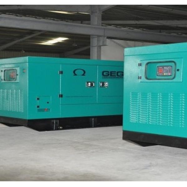 Máy phát điện công nghiệp GH115
