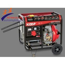 Máy phát điện diesel Koop KDF7500XE (5kva trần)