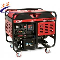 Máy phát điện diesel Koop KDF16000XE-3 (13.75kva trần 3 pha)