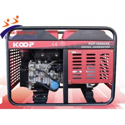 Máy phát điện diesel Koop KDF16000XE (11kva trần)