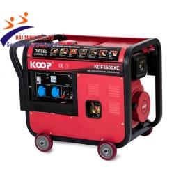 Máy phát điện Koop KDF8500XE