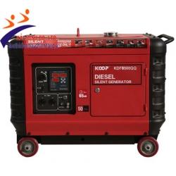 Máy phát điện siêu chống ồn Koop KDF8500QQ