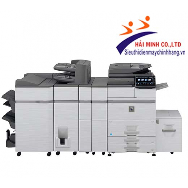 Máy Photocopy Sharp MX-M754N