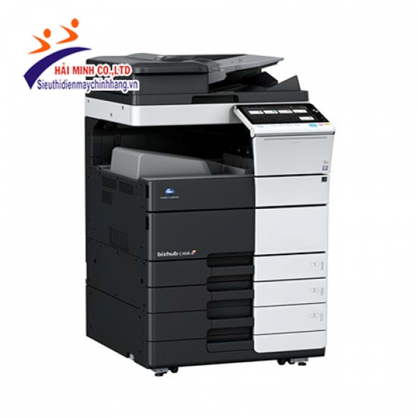 Máy photocopy Konica MinoltaBizhub C458