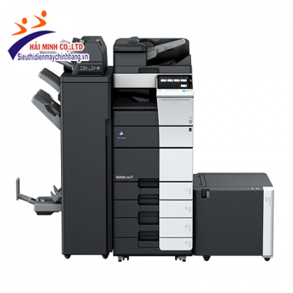 Máy photocopy Konica Minolta Bizhub C658