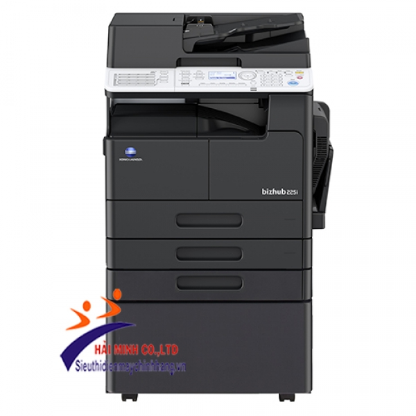 Máy Photocopy Konica Minolta Bizhub 225i