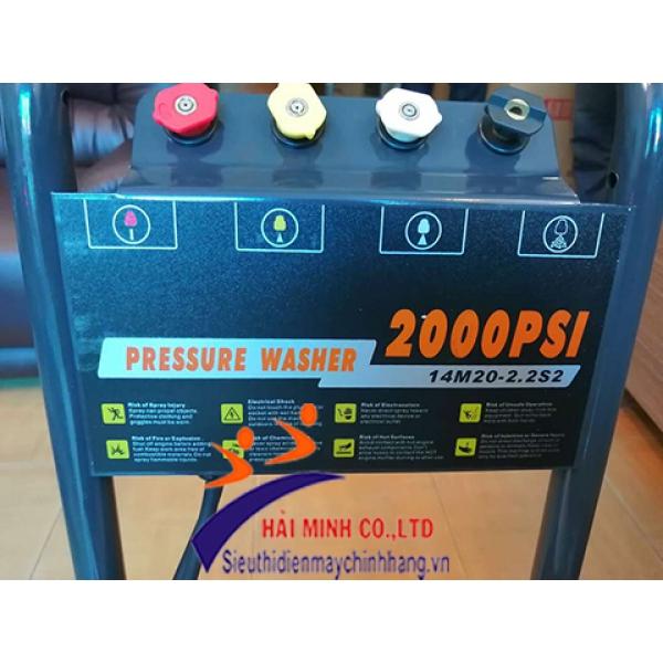 Máy phun áp lực PROMAC M20