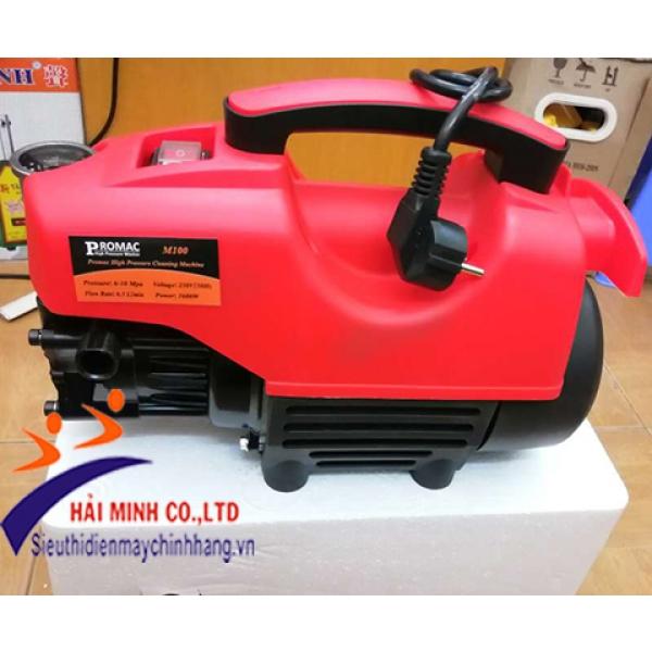 Máy xịt rửa Promac M100