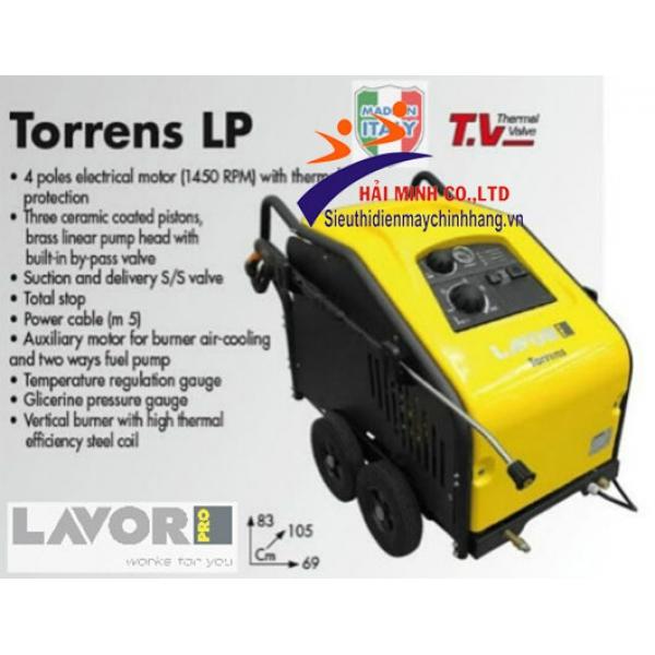 Máy rửa xe cao áp nóng lạnh Lavor Torrens LT-1015