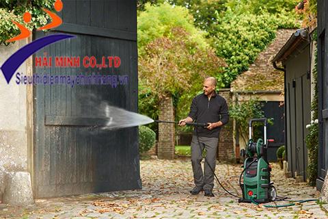 máy xịt nước áp lực cao  Bosch Advanced Aquatak 150