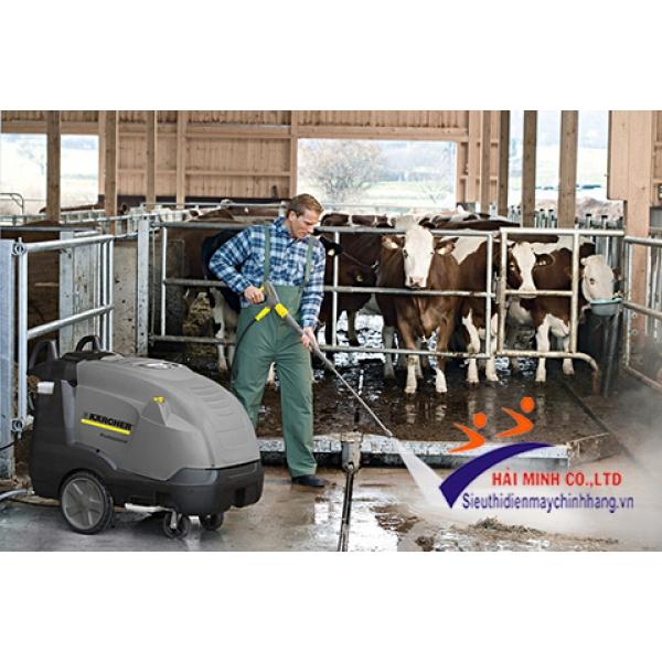 Máy xịt rửa nước nóng Karcher HDS 12/18-4 SX
