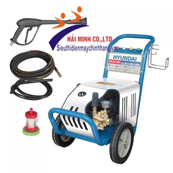 Máy xịt rửa công nghiệp Hyundai HD1115-30A