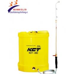Bình xịt điện KCT 20D