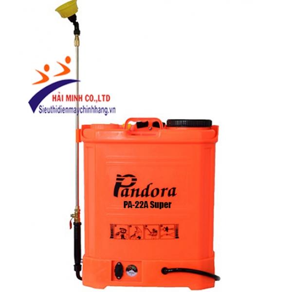 Máy phun thuốc chạy điện Pandora PA-22A Super