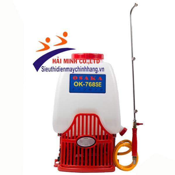 Máy phun thuốc bằng điện OSAKA OK-768SE