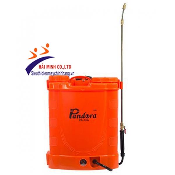 Máy phun thuốc chạy điện Pandora PA-16A