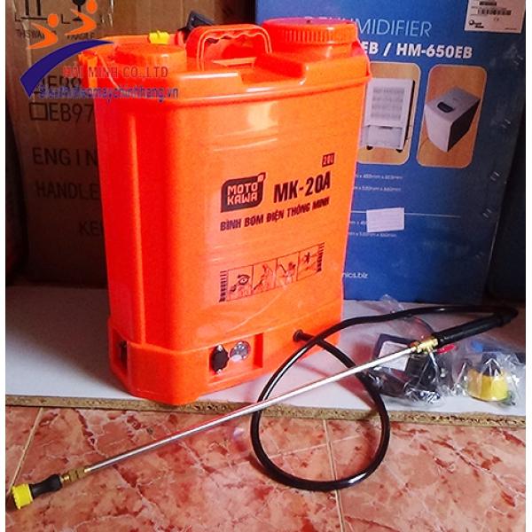 Máy phun thuốc bằng điện Motokawa MK-20A