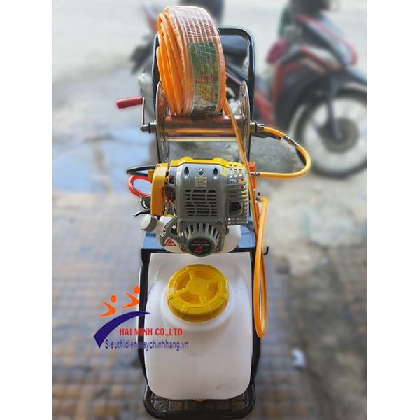 Máy phun thuốc xe đẩy Yamafuji HM-50