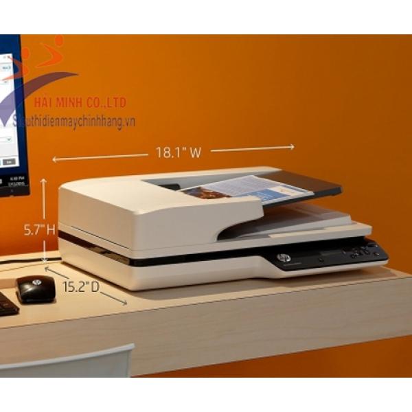 Máy scan HP Scanjet Pro 4500 FN1 (L2749A)