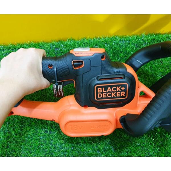 Máy tỉa hàng rào Black & Decker GTC18502PC F-B1