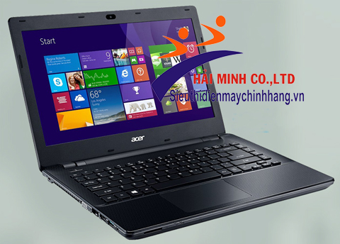 Laptop Acer Aspire E5 471 Core I3-4005U