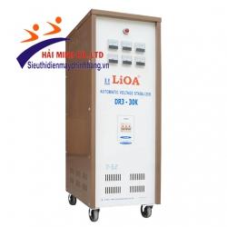 Ổn áp Lioa DR3-30K 3 Pha