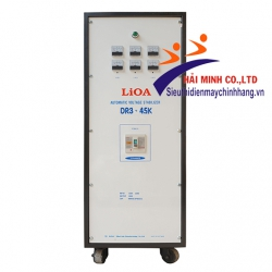 Ổn áp Lioa DR3-45K 3 Pha