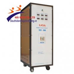 Ổn áp Lioa DR3-60K 3 Pha
