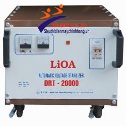Ổn áp Lioa DRI-20000 II 20KVA