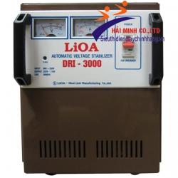 Ổn áp 1 pha LIOA DRI 3000 II 3KVA