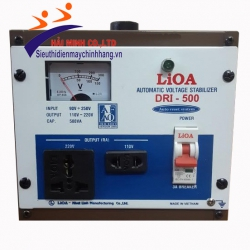 Ổn áp Lioa DRI-500 II