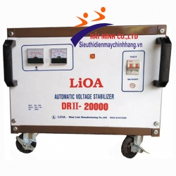 Ổn áp Lioa DRII-20000 II 20KVA