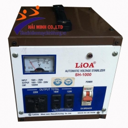 Ổn áp Lioa SH-1000 II