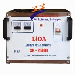 Ổn áp Lioa SH-25000 II 25KVA