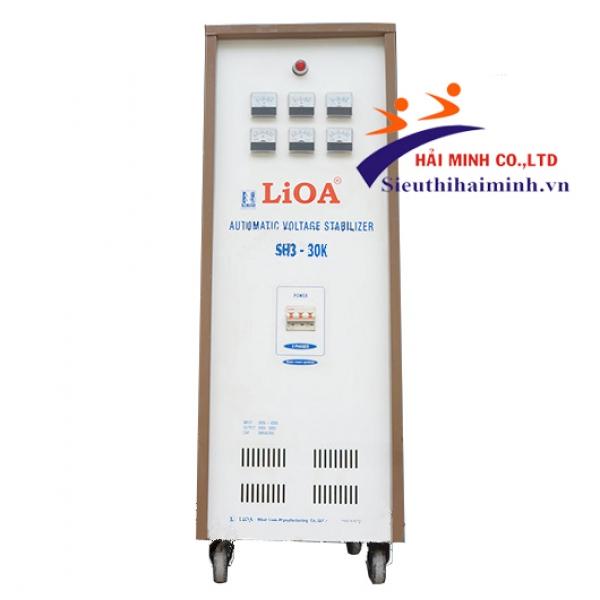 Ổn áp Lioa SH3-30K 3 Pha