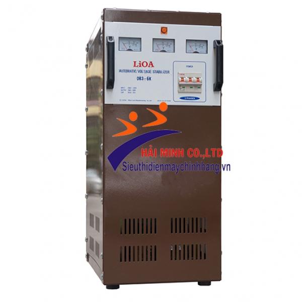 Ổn áp Lioa SH3-6K 3 Pha