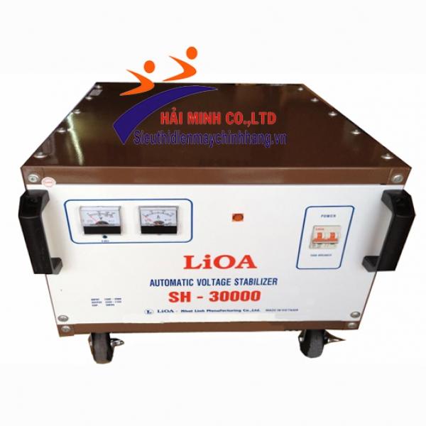 Ổn áp Lioa SH 30000 II 30KVA
